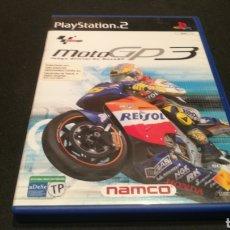 Videojuegos y Consolas: MOTO GP 3 , PLAYSTATION 2. Lote 214576156