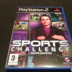 Videojuegos y Consolas: SPORT CHALLENGE , PLAYSTATION 2. Lote 214576228