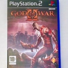 Videojuegos y Consolas: GOD OF WAR 2 [SCEA] 2007 [PAL] [SONY PLAYSTATION 2 PS2 PSTWO] PROMO ESPAÑA - SCES-54206 KRATOS. Lote 261959130