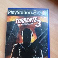 Videojuegos y Consolas: TORRENTE EL PROTECTOR 3 - PLAY STATION 2 - SEGUNDA MANO. Lote 216507400