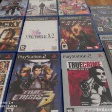 Videojuegos y Consolas: LOTE JUEGOS PLAYSTATION 2. Lote 216869895
