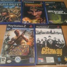 Videojuegos y Consolas: JUEGOS PLAYSTATION PS2 ,PLAY STATION. Lote 217112783