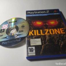 Videojuegos y Consolas: KILLZONE ( PLAYSTATION 2 - PS2 - PAL - ESP). Lote 217145065
