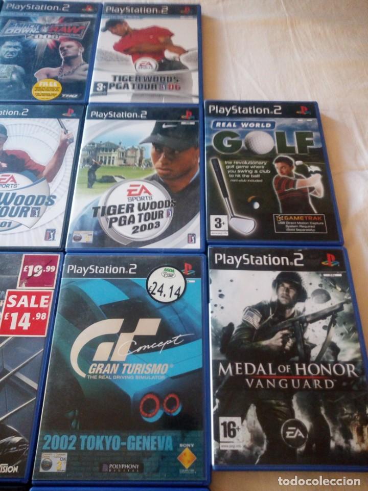 Videojuegos y Consolas: Lote de 14 juegos de ps 2,completos. - Foto 4 - 217162456