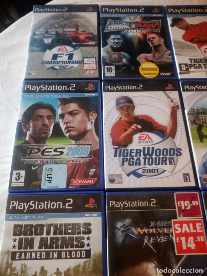 Videojuegos y Consolas: Lote de 14 juegos de ps 2,completos. - Foto 5 - 217162456