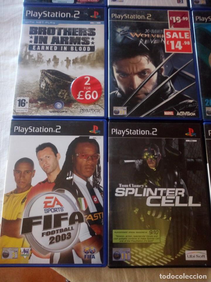 Videojuegos y Consolas: Lote de 14 juegos de ps 2,completos. - Foto 6 - 217162456