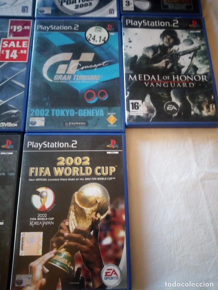 Videojuegos y Consolas: Lote de 14 juegos de ps 2,completos. - Foto 7 - 217162456