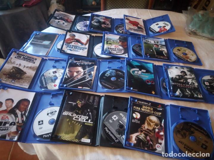Videojuegos y Consolas: Lote de 14 juegos de ps 2,completos. - Foto 8 - 217162456