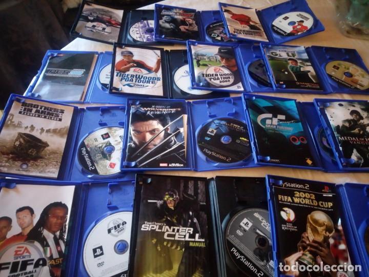 Videojuegos y Consolas: Lote de 14 juegos de ps 2,completos. - Foto 9 - 217162456