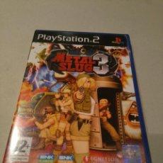Videojuegos y Consolas: JUEGOS PLAYSTATION PS2 ,PLAY STATION METAL SLUG. Lote 217831676