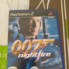 Videojuegos y Consolas: 007 NIGHTFIRE. Lote 218288383