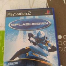 Videojuegos y Consolas: SPLASHDOWN. Lote 218288807