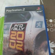 Videojuegos y Consolas: PRO RALLY 2002. Lote 218288873