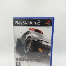 Jeux Vidéo et Consoles: WORLD SUPER POLICE PS2. Lote 218350750