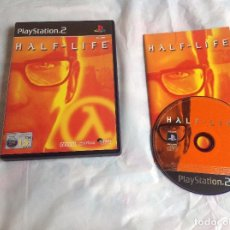 Videojogos e Consolas: HALF LIFE PS2 PLAY STATION 2 COMPLETO. Lote 218558122