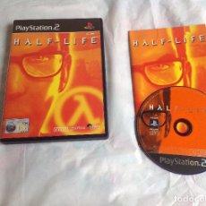 Videojuegos y Consolas: HALF LIFE PS2 PLAY STATION 2 COMPLETO. Lote 218558122