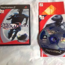Videojuegos y Consolas: PRO EVOLUTION SOCCER. PS2 PLAY STATION 2 COMPLETO. Lote 218558257