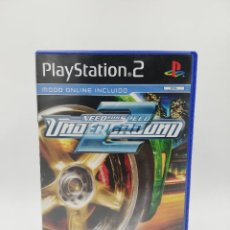 Videojuegos y Consolas: NEED FOR SPEED UNDERGROUND PS2. Lote 218684212
