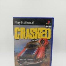 Videojuegos y Consolas: CRASHED PS2. Lote 218685723
