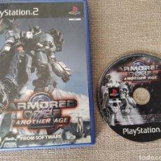 Videojuegos y Consolas: ARMORED CORE 2 ANOTHER AGE , JUEGO DE - PLAYSTATION 2 , PS2 ( PLAY STATION 2 ). Lote 218743028