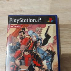 Videojuegos y Consolas: PS2 PLAY STATION 2 NEO CONTRA PAL ESPAÑA. Lote 218794811