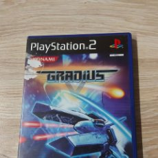 Videojuegos y Consolas: PS2 PLAY STATION 2 GRADIUS V 5 PAL ESPAÑA. Lote 218794961