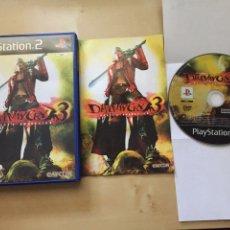 Videojuegos y Consolas: DEVIL MAY CRY 3 - PAL ESPAÑA - COMPLETO. Lote 218806408