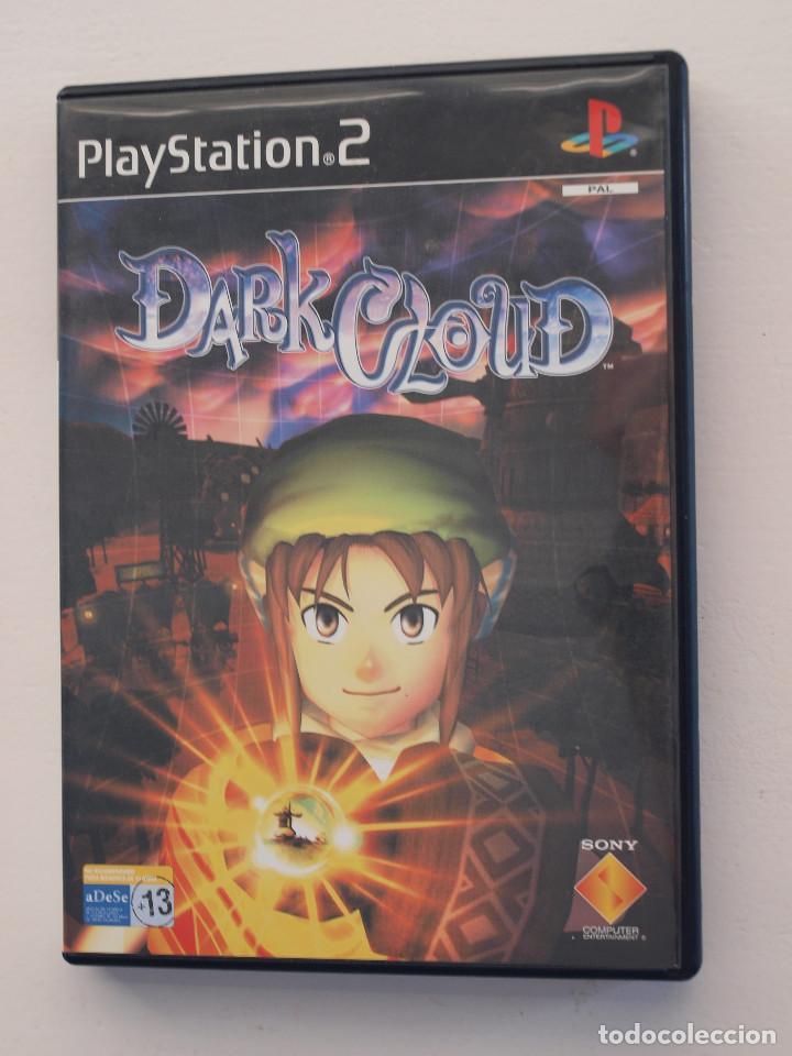 DARK CLOUD PS2 PAL ESPAÑA PLAYSTATION (Juguetes - Videojuegos y Consolas - Sony - PS2)