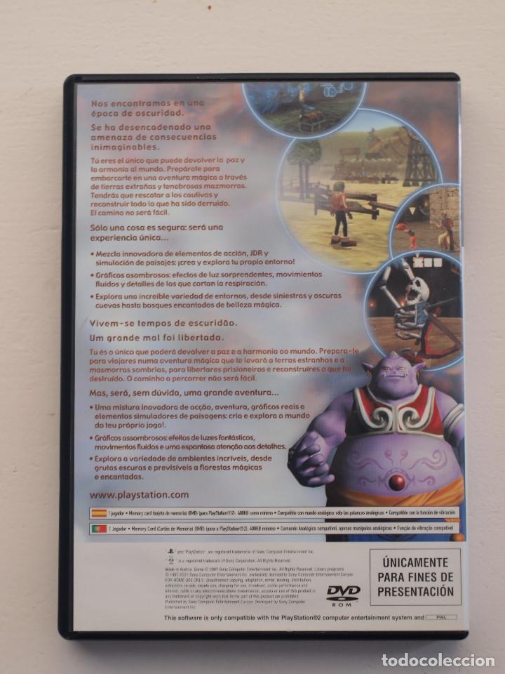 Videojuegos y Consolas: Dark Cloud PS2 Pal España Playstation - Foto 2 - 218813470