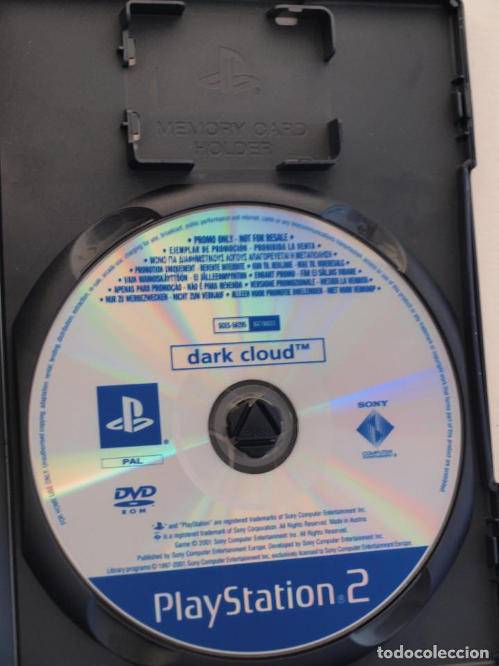 Videojuegos y Consolas: Dark Cloud PS2 Pal España Playstation - Foto 3 - 218813470