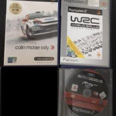 Videojuegos y Consolas: 08-00311 -13-16 PS2-PACK COCHES. Lote 146564290