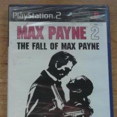 Jeux Vidéo et Consoles: MAX PAYNE 2 PS2 PAL ESPAÑA PRECINTADO. Lote 152951254