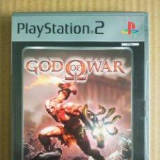 Videojuegos y Consolas: JUEGO PS2 PLAYSTATION 2 GOD OF WAR (SONY, 2005). CON MANUAL. EN ESPAÑOL. EDICIÓN PLATINUM.. Lote 220660111