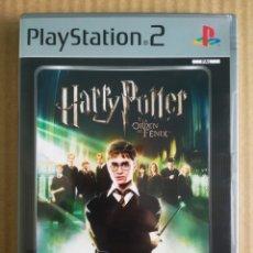 Videojuegos y Consolas: JUEGO PS2 PLAYSTATION 2 HARRY POTTER Y LA ORDEN DEL FÉNIX (EA, 2007). CON MANUAL. EN ESPAÑOL.. Lote 220660176