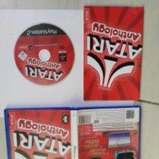 Videojuegos y Consolas: ATARI ANTHOLOGY PS2 PLAYSTATION 2 COMPLETO PAL-ESPAÑA. Lote 220737532