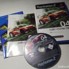 Jeux Vidéo et Consoles: COLIN MCRAE RALLY 04 ( PLAYSTATION 2 - PS2 - PAL - ESP). Lote 221158892