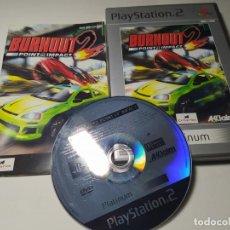 Jeux Vidéo et Consoles: BURNOUT 2 : POINT OF IMPACT ( PLAYSTATION 2 - PS2 - PAL - ESP). Lote 221158957