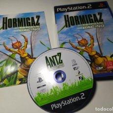 Jeux Vidéo et Consoles: HORMIGAZ EXTREME RACING ( PLAYSTATION 2 - PS2 - PAL - ESP). Lote 221159020