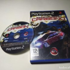 Jeux Vidéo et Consoles: NEED FOR SPEED CARBONO ( PLAYSTATION 2 - PS2 - PAL - ESP). Lote 221159131