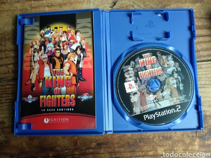 Videojuegos y Consolas: Juego PS2 The King of fighters la saga continua - Foto 2 - 221247900