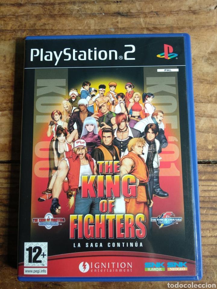 JUEGO PS2 THE KING OF FIGHTERS LA SAGA CONTINUA (Juguetes - Videojuegos y Consolas - Sony - PS2)