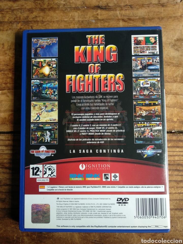 Videojuegos y Consolas: Juego PS2 The King of fighters la saga continua - Foto 5 - 221247900
