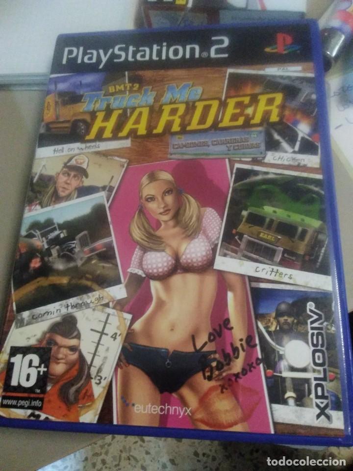 JUEGO PLAYSTATION 2.. PLAY 2.. TRUCK ME HARDER (Juguetes - Videojuegos y Consolas - Sony - PS2)