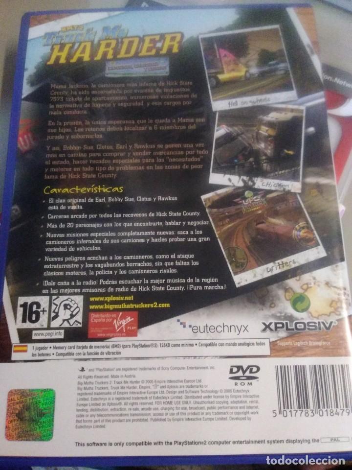 Videojuegos y Consolas: Juego PlayStation 2.. Play 2.. TRUCK ME HARDER - Foto 2 - 221259131
