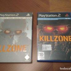 Videojuegos y Consolas: PLAYSTATION 2 (PS2) - KILLZONE: EDICIÓN LIMITADA. Lote 221376261
