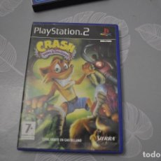 Jeux Vidéo et Consoles: PLAYSTATION 2 CRASH GUERRA AL COCO MANIACO.. Lote 221400902