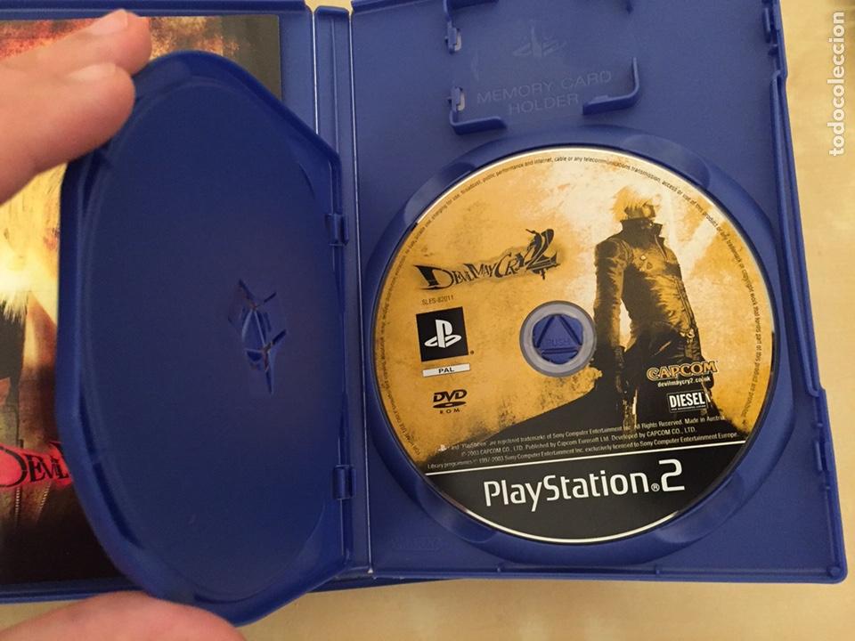 Videojuegos y Consolas: Devil may cry 2 y 3 (special edition) - pal españa - completo ps2 lote - Foto 4 - 221517503
