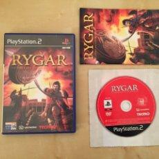 Jeux Vidéo et Consoles: RYGAR - PAL ESPAÑA - COMPLETO - PS2. Lote 221517681
