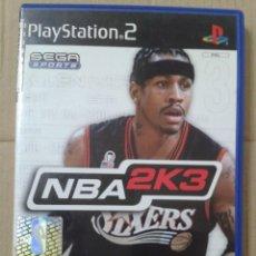 Videojuegos y Consolas: NBA 2K3. PS2 *LEER DESCRIPCION. Lote 221769160