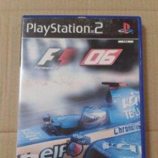 Videojuegos y Consolas: FORMULA F1 06. PS2 *LEER DESCRIPCION. Lote 221769770